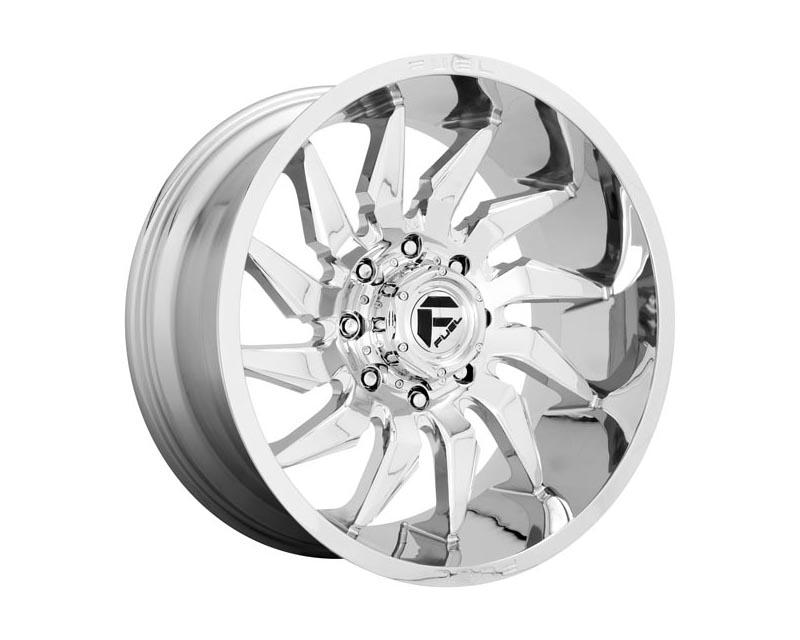 Fuel D743 Saber Wheel 20x9 6x135 1 Chrome