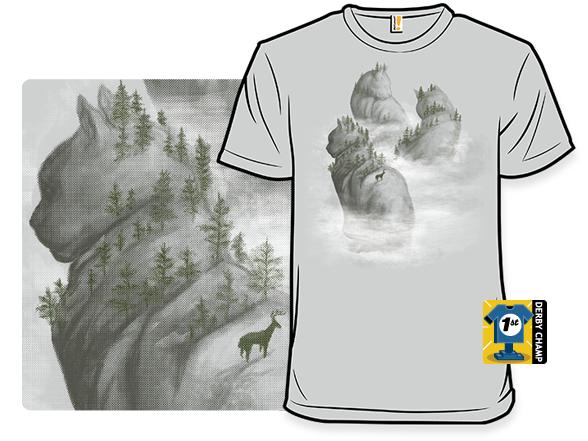 Misty Cats T Shirt
