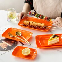 1pc Acrylic Solid Plate