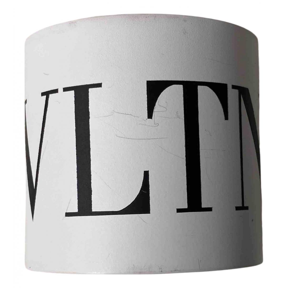 Valentino Garavani - Bracelet   pour femme en acier - blanc