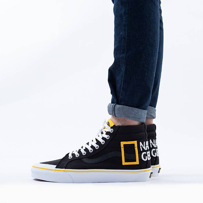 Vans x National Geographic UA Sk8-Hi Reissue 13 VN0A3TKPXHP1