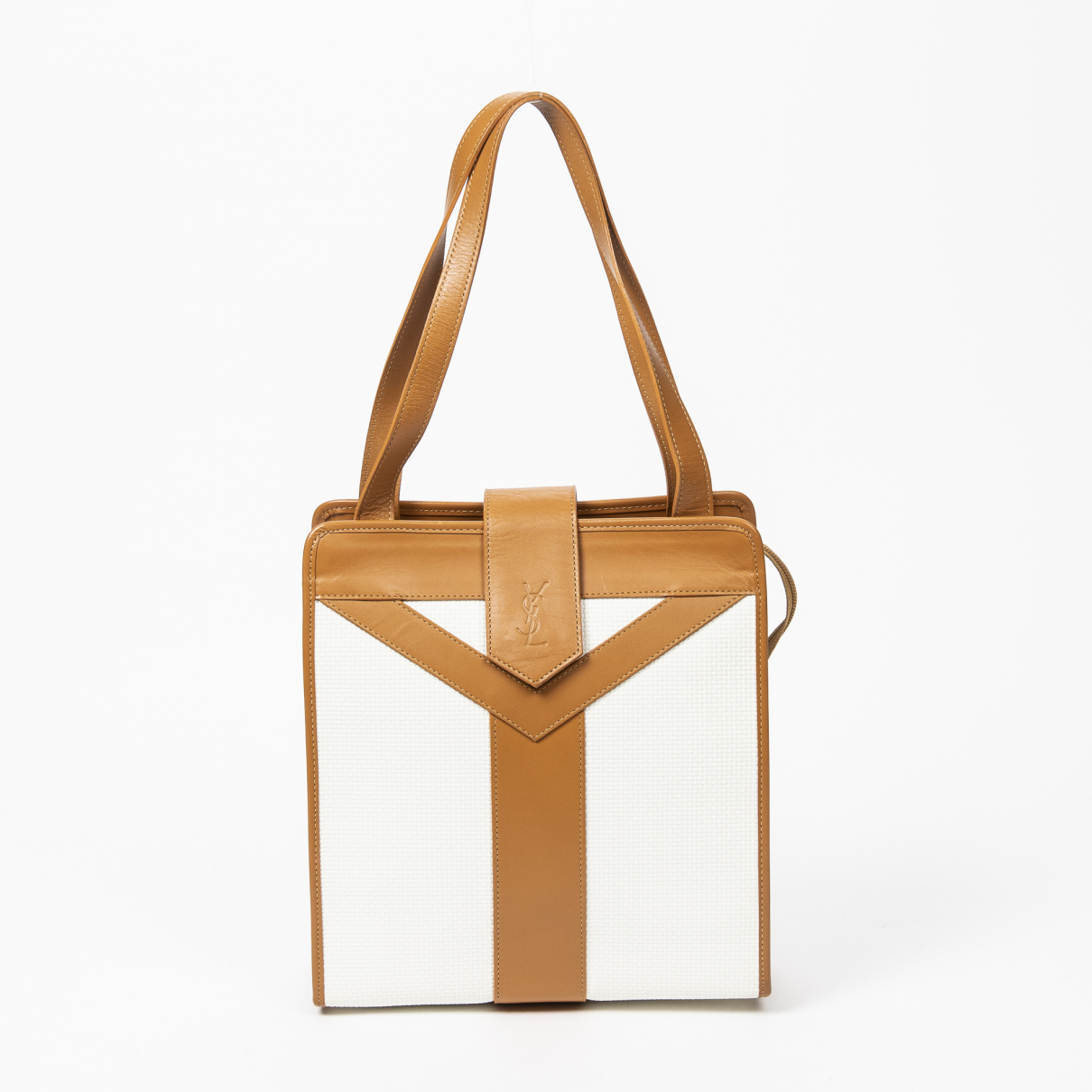 Yves Saint Laurent \N Multicolour Leather handbag for Women \N