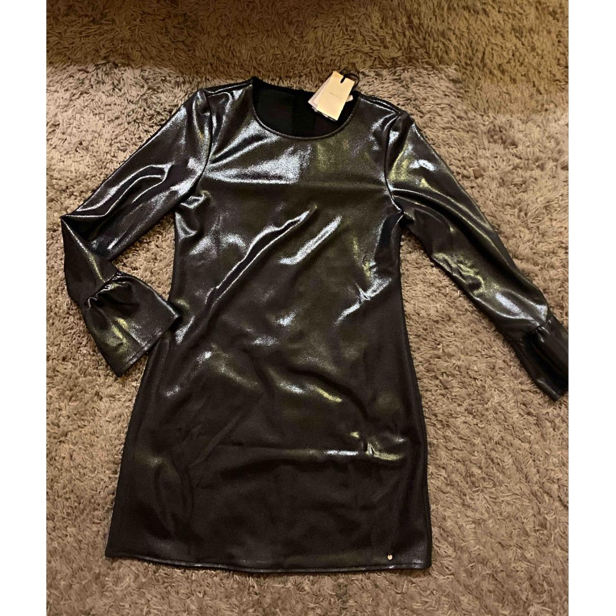 - Robe    pour enfant - metallise