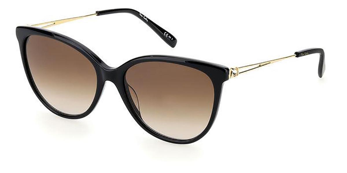 Pierre Cardin P.C. 8485/S 807/HA Women's Sunglasses Black Size 57