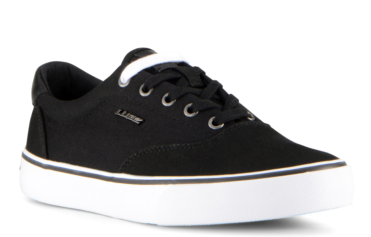 Women's Flip Oxford Sneaker (Choose Your Color: Black/White, Choose Your Size: 6.0)