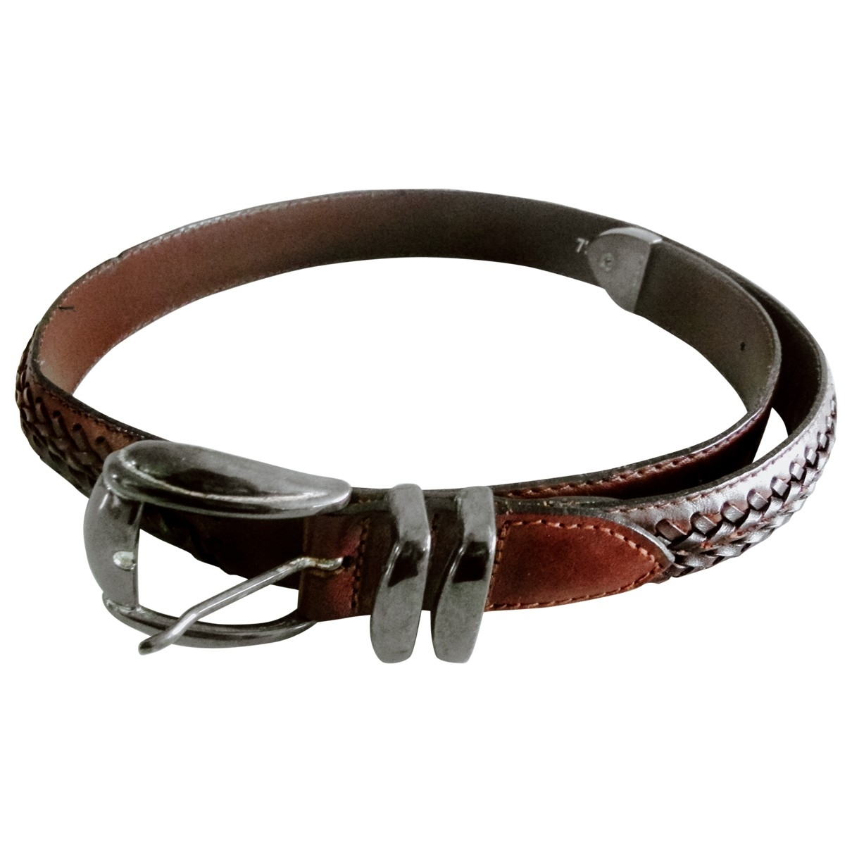 Cinturon de Cuero Abaco