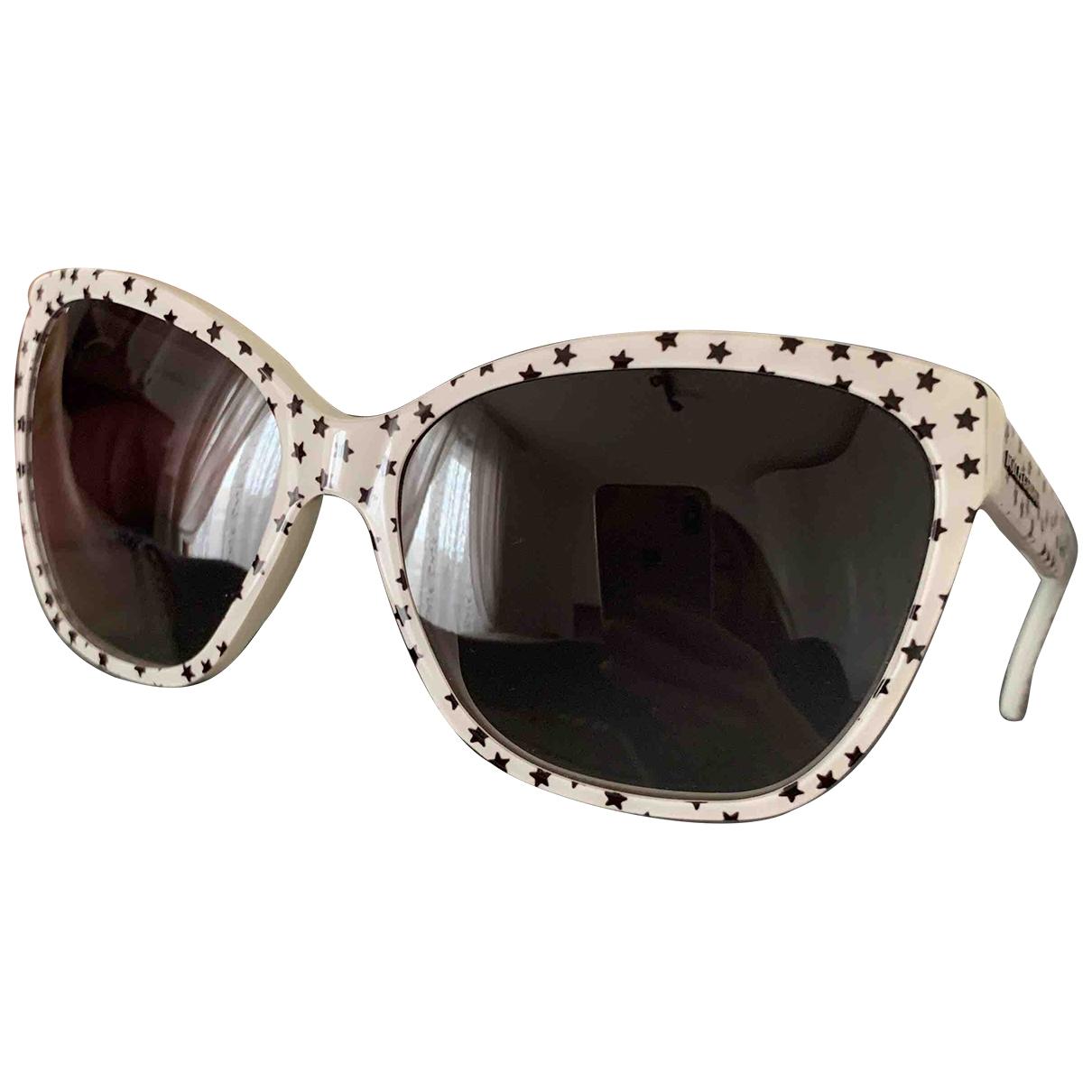 Dolce & Gabbana - Lunettes   pour femme - blanc