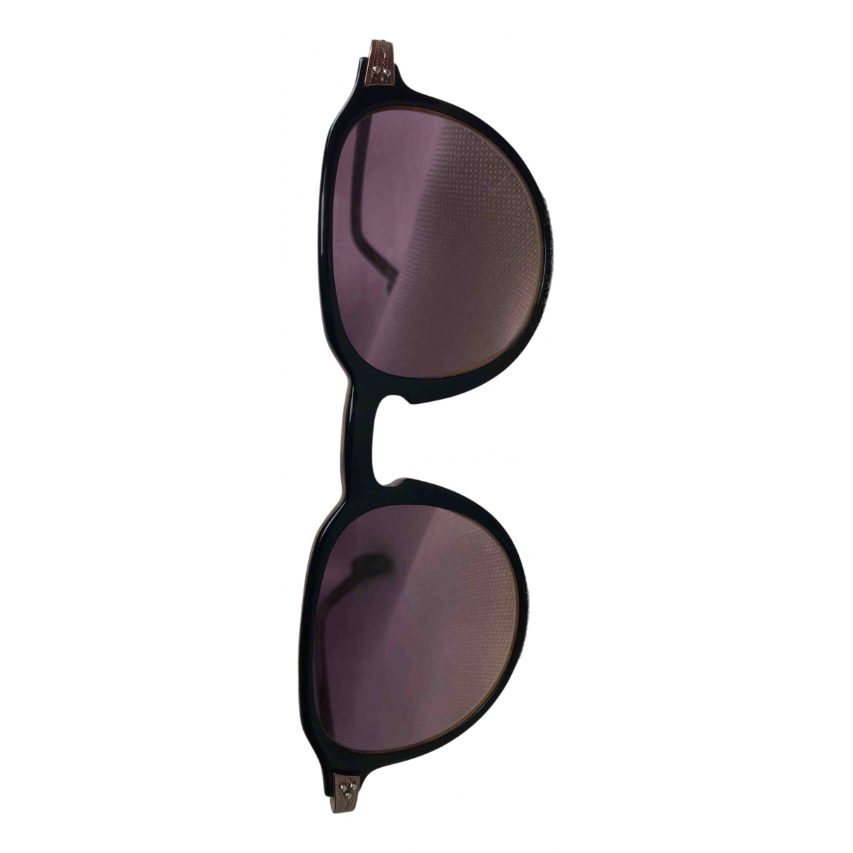 Hally And Son - Lunettes   pour homme - noir