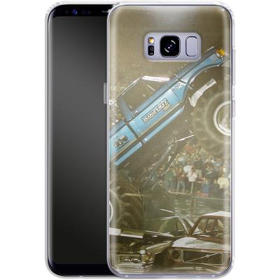 Samsung Galaxy S8 Plus Silikon Handyhuelle - Bigfoot 4x4 von Bigfoot 4x4