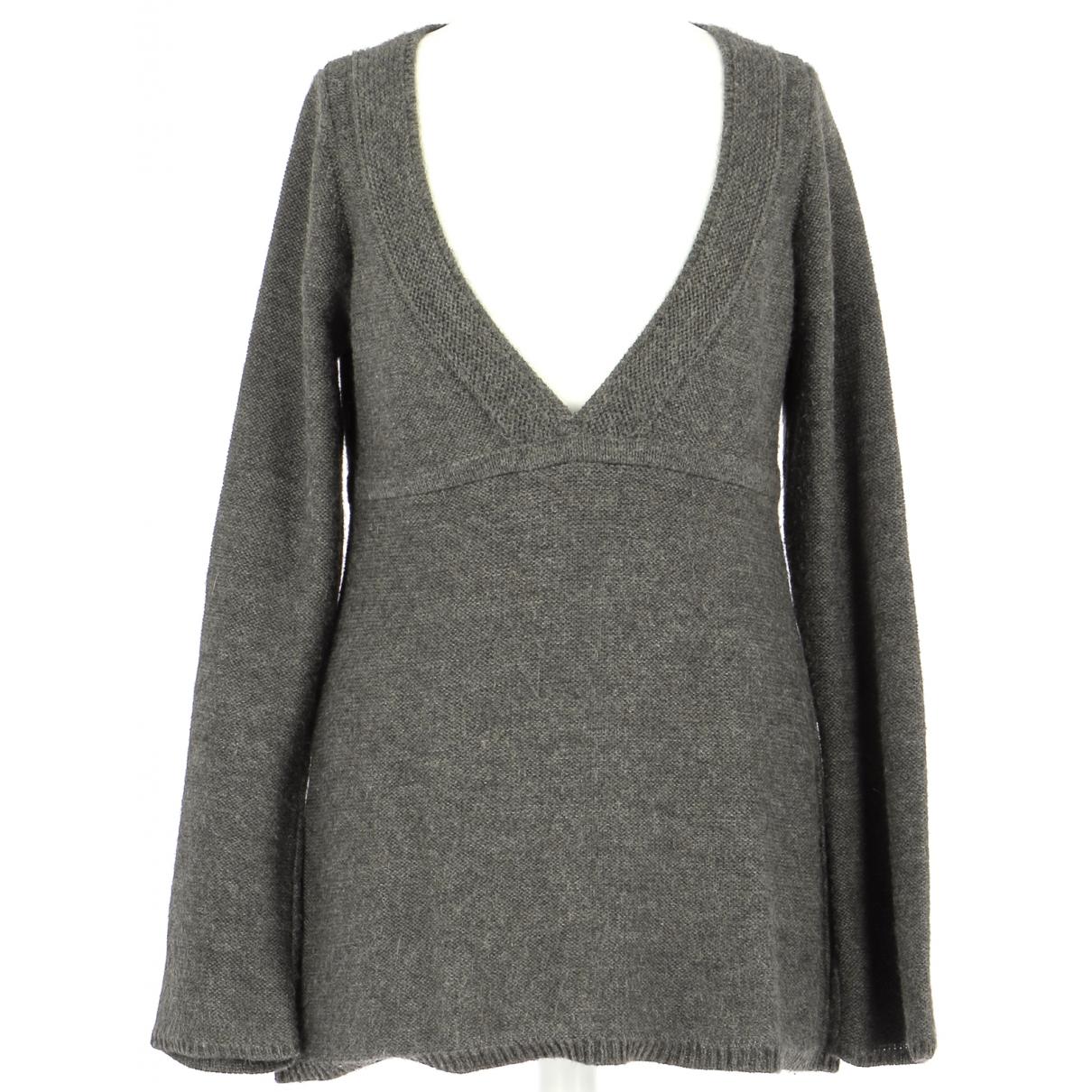 Comptoir Des Cotonniers \N Pullover.Westen.Sweatshirts  in  Braun Baumwolle