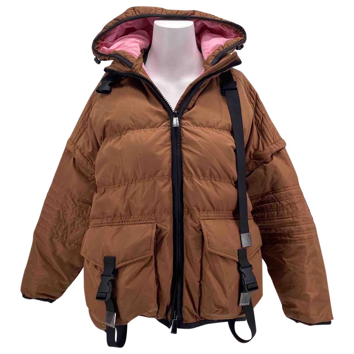 Pinko - Manteau   pour femme - camel