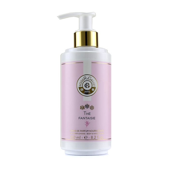 The Fantaisie Body & Hands Lotion