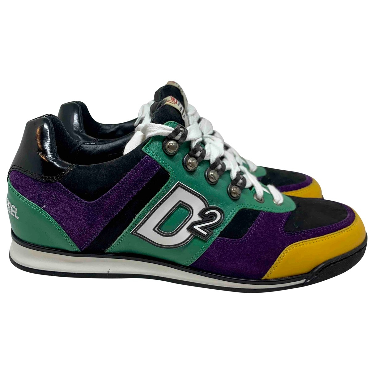 Dsquared2 251 Sneakers in  Bunt Leder