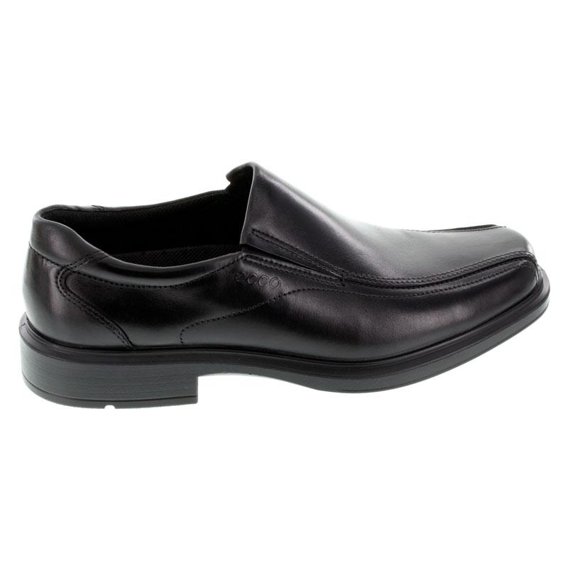 Ecco Helsinki Black Leather 46
