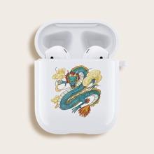 AirPods Schutzhuelle mit chinesischer Drache Muster