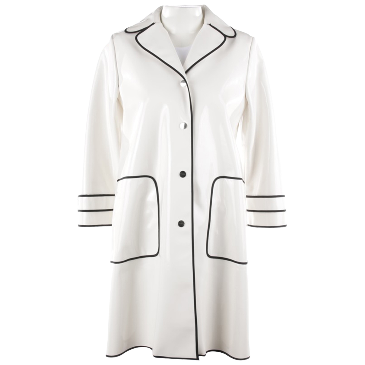 Twin Set \N White jacket for Women 44 FR