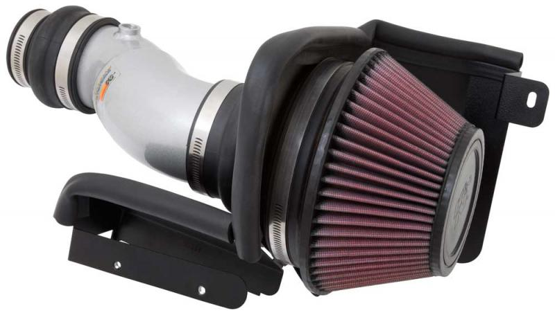K&N 69-5304TS Performance Air Intake System Hyundai Veloster 2012-2017 1.6L 4-Cyl