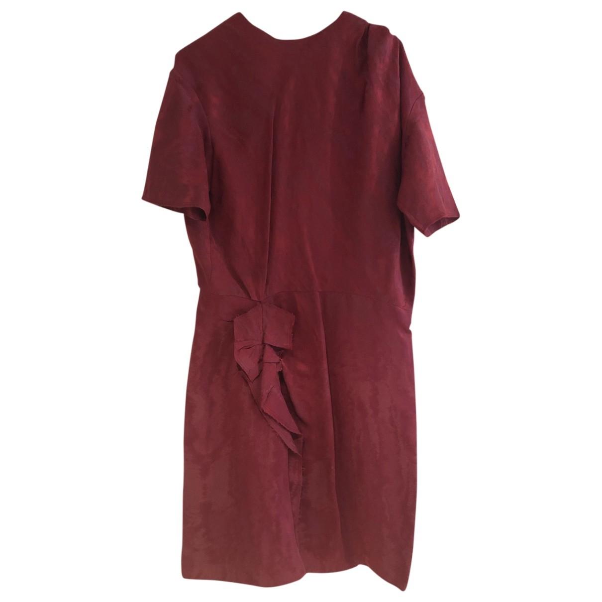 Isabel Marant \N Pink dress for Women 40 FR