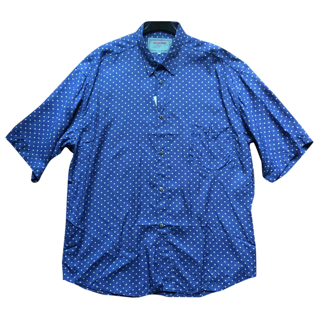 Non Signé / Unsigned \N Blue Shirts for Men XL International
