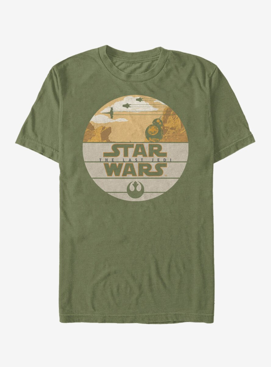 Star Wars BB-8 Profile T-Shirt