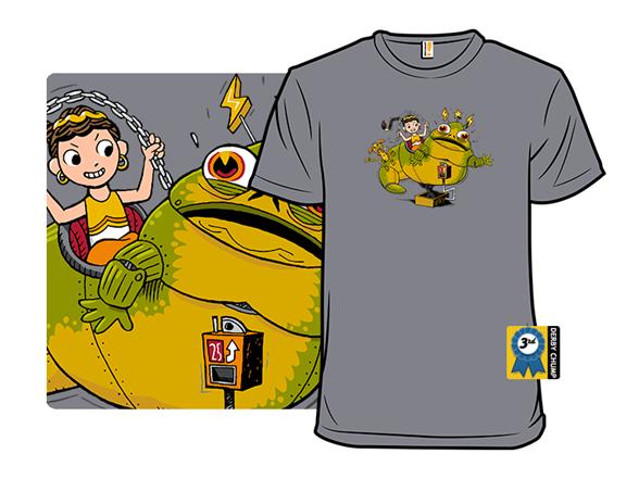 Jabbautomaton T Shirt