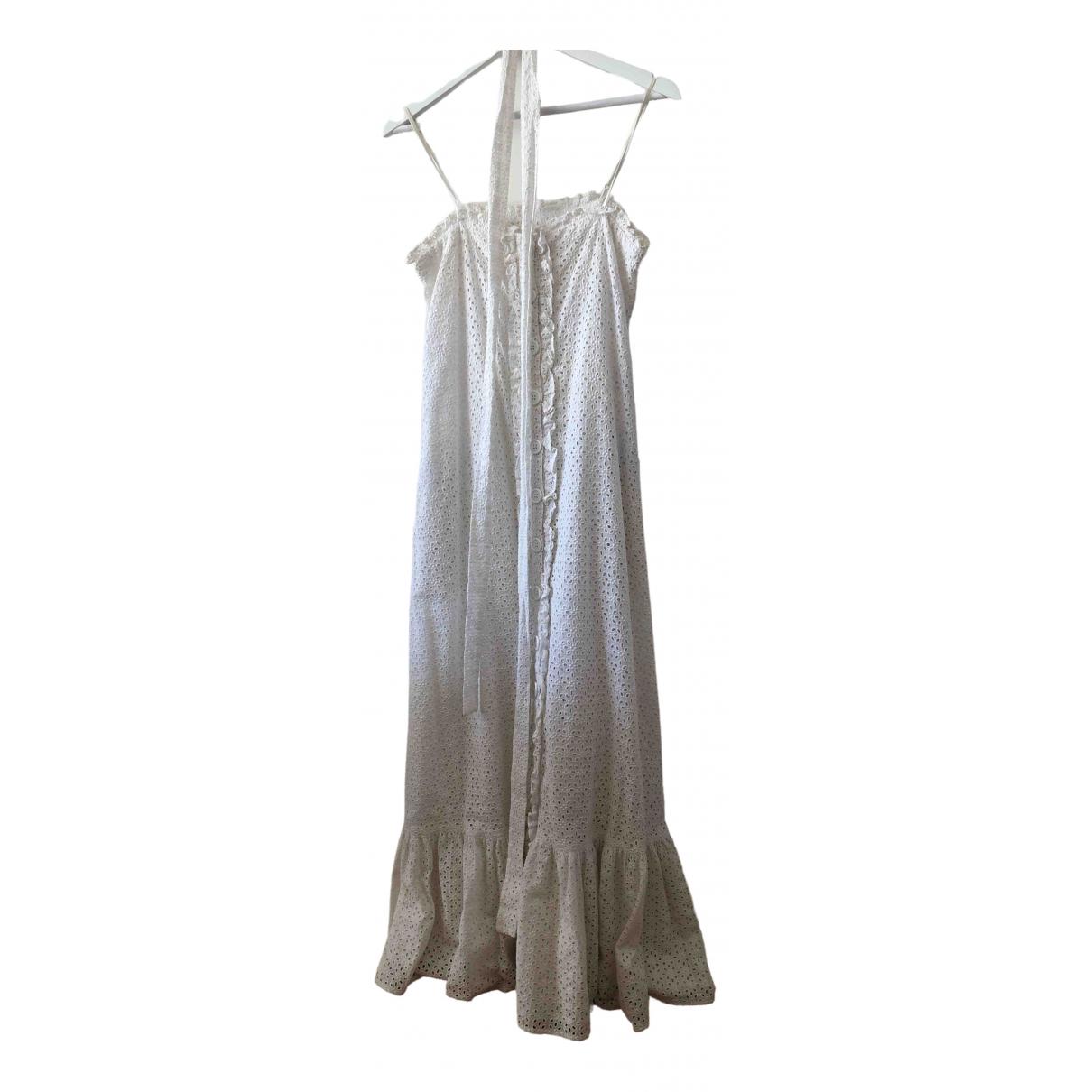 Lisa Marie Fernandez \N White Cotton dress for Women 2 0-5