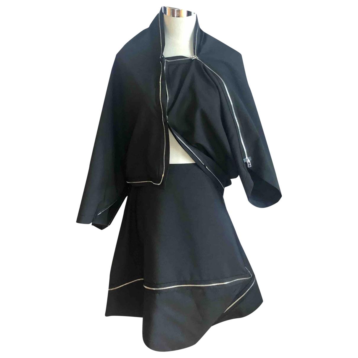 Issey Miyake \N Black jacket for Women 3 0-5