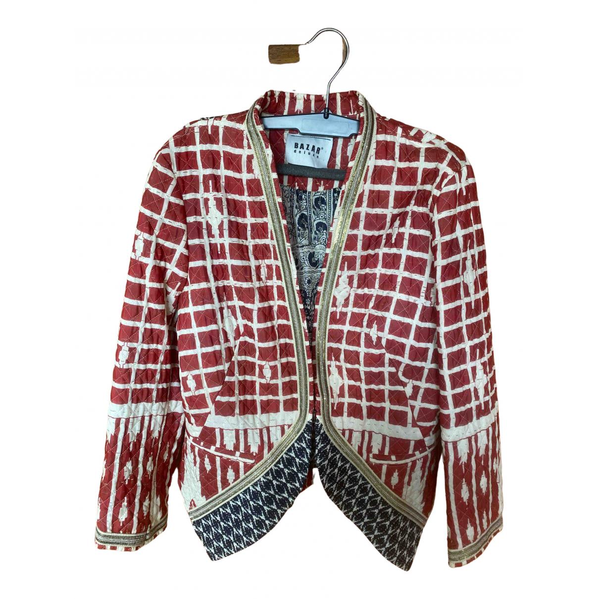 Bazar Deluxe - Veste   pour femme en coton