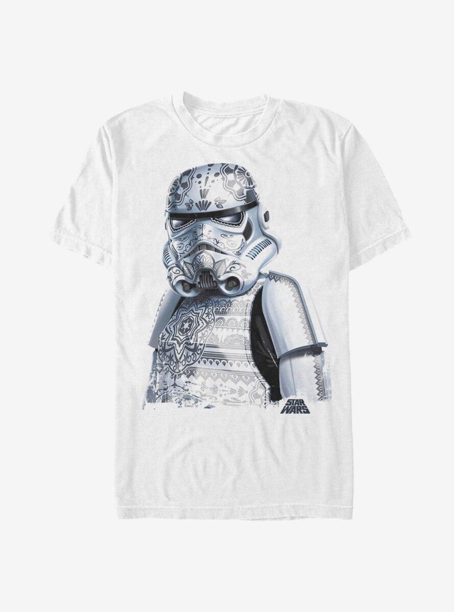 Star Wars Henna Stormtrooper Armor T-Shirt