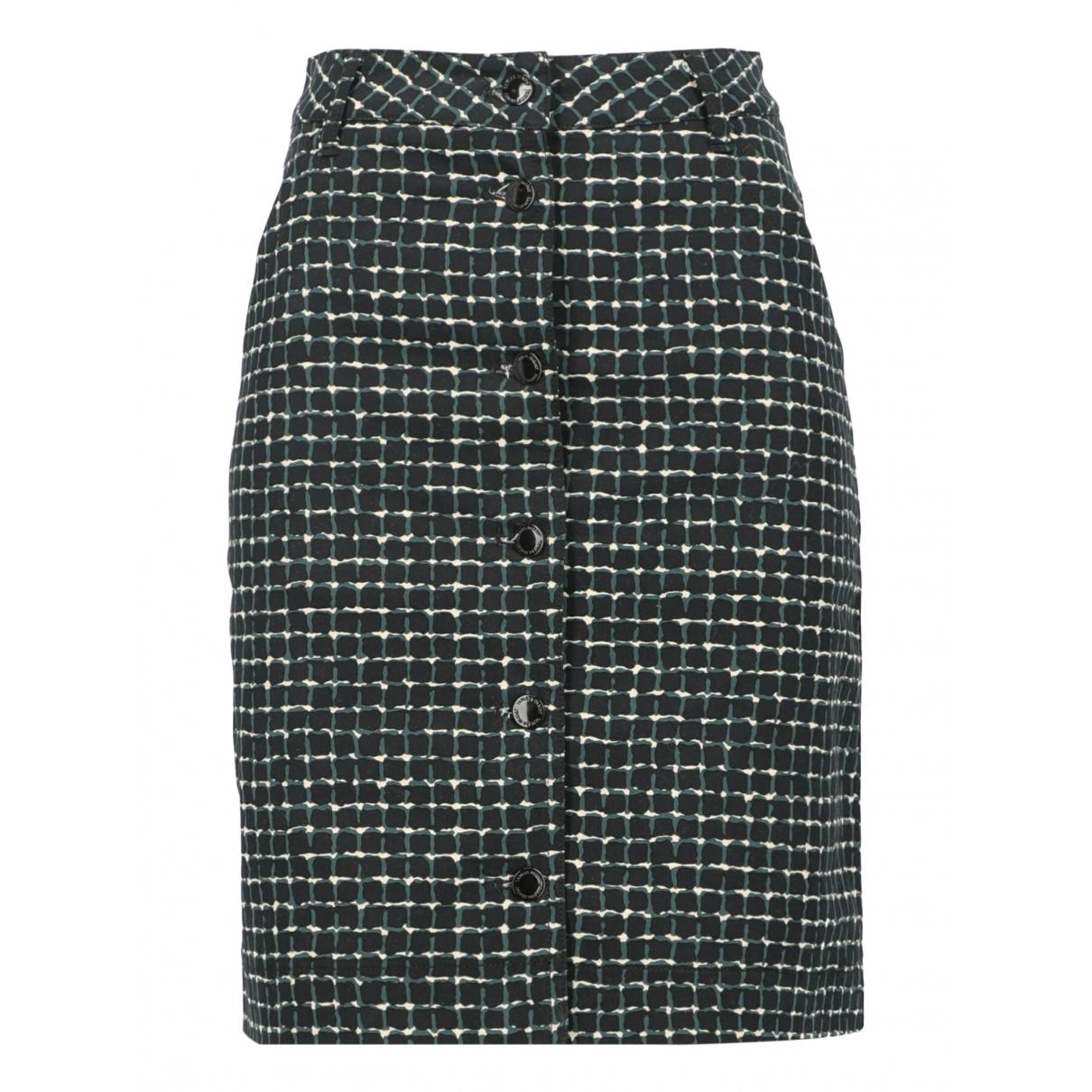 Tomas Maier - Jupe   pour femme en coton - noir