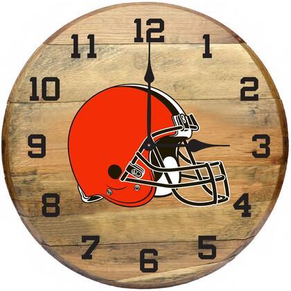 630-1020 Cleveland Browns Oak Barrel