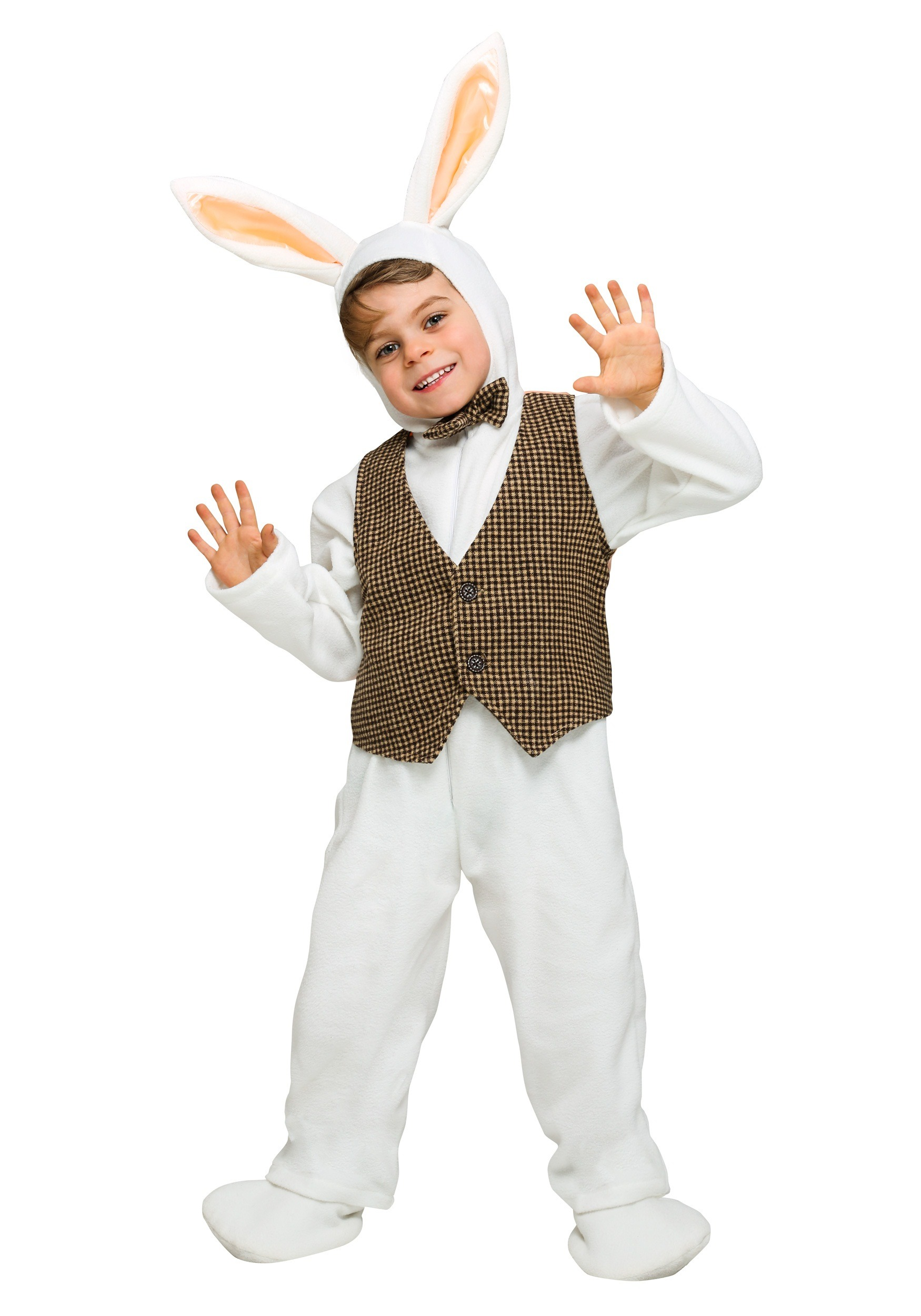 Classic Easter Bunny Toddler Costume