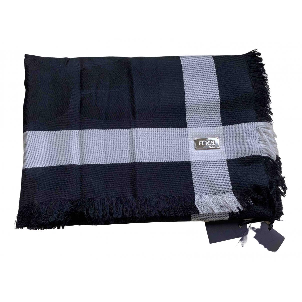 Fendi - Linge de maison   pour lifestyle en laine - noir
