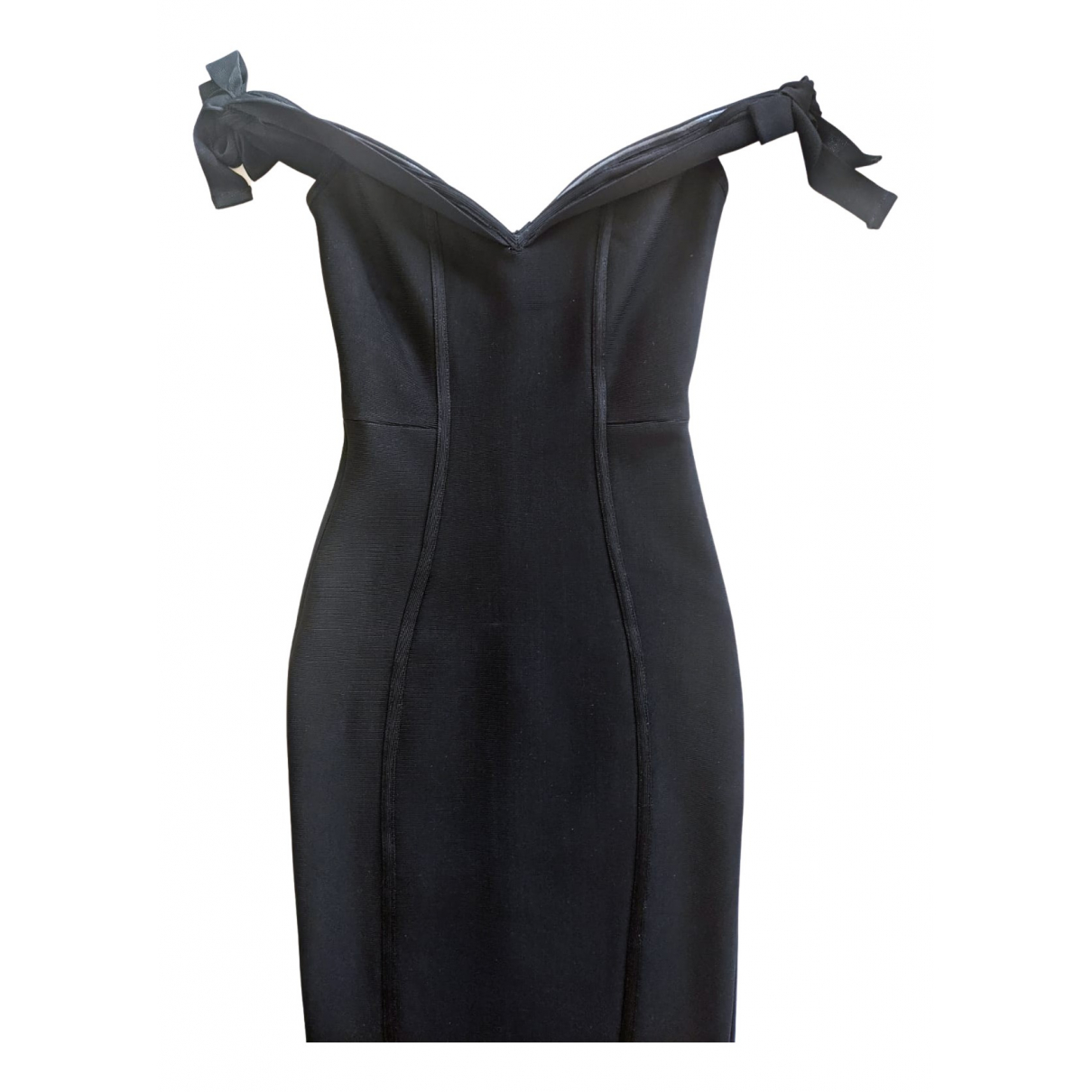 House Of Cb N Black dress for Women 34 FR