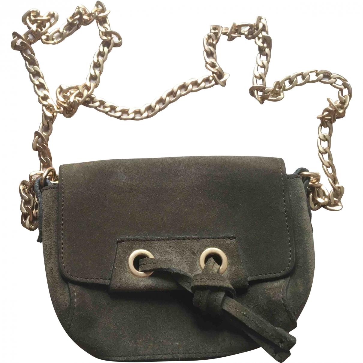 Vanessa Bruno \N Green Leather handbag for Women \N