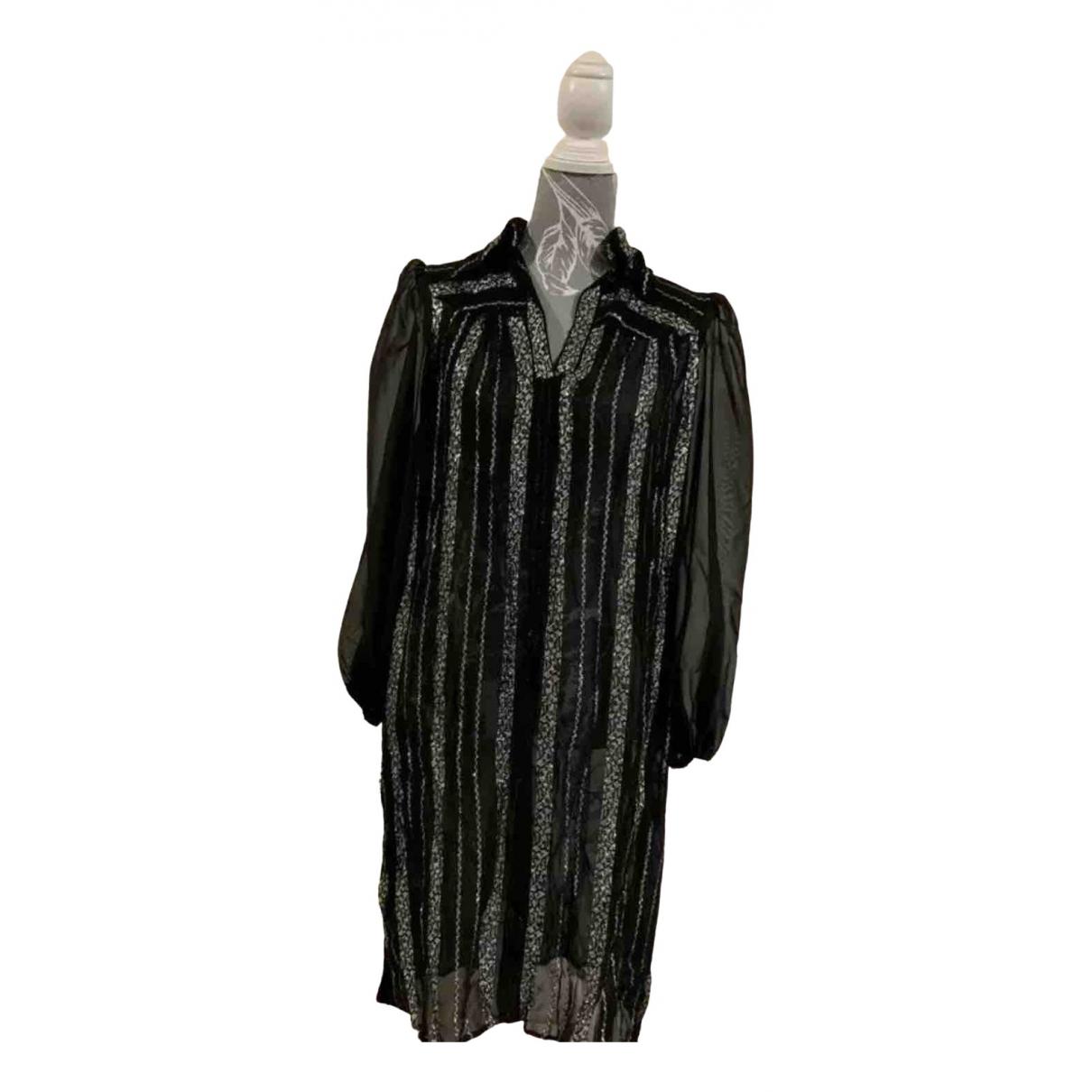 Ossie Clark - Robe   pour femme en dentelle - noir