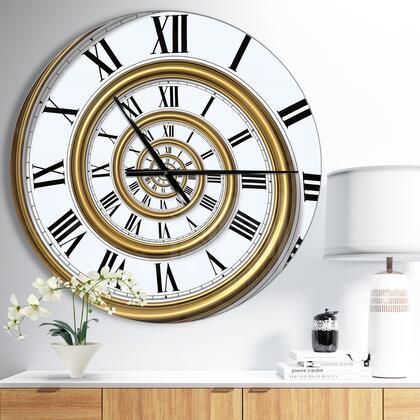 CLM026-C23 Time Spiral  In Antique