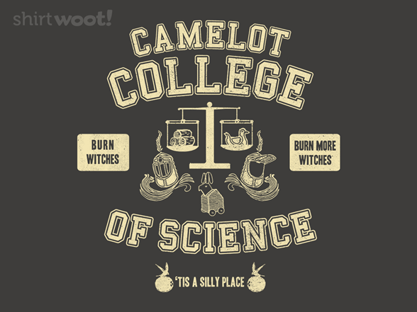 Wise In The Ways Of Science T Shirt