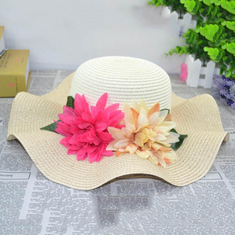 Ericdress Appliques Summer Sun Hat