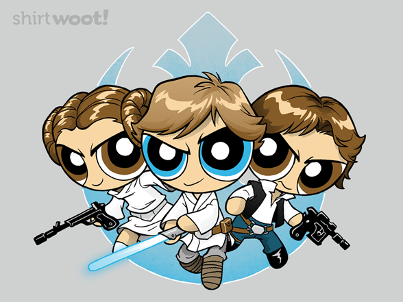 Power Heroes T Shirt