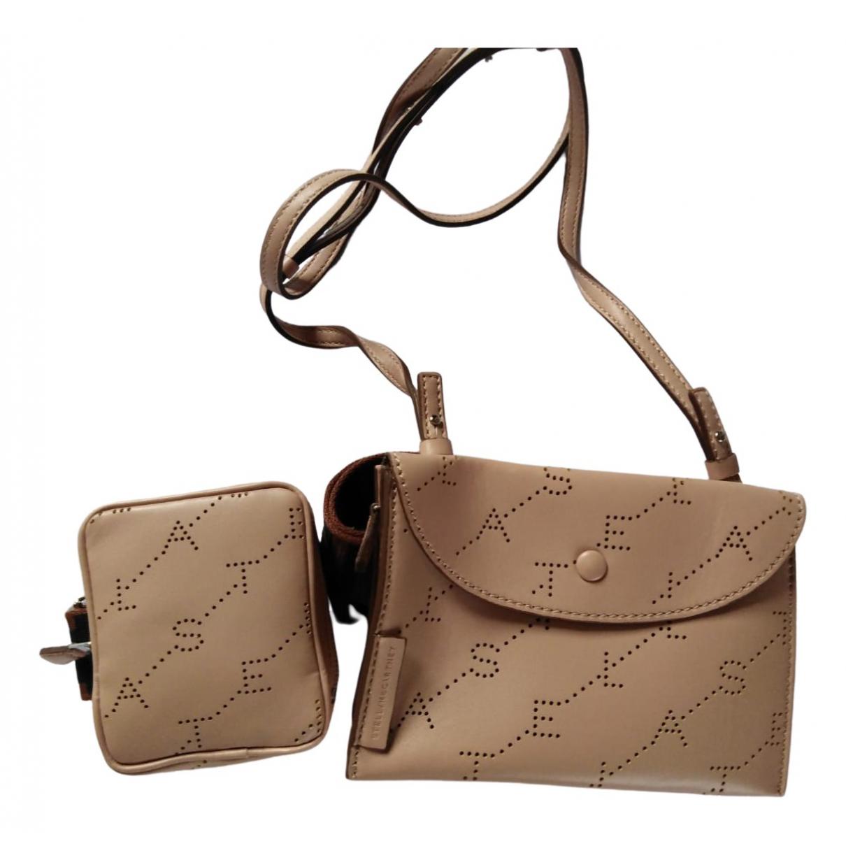 Stella Mccartney \N Ecru Cloth Clutch bag for Women \N