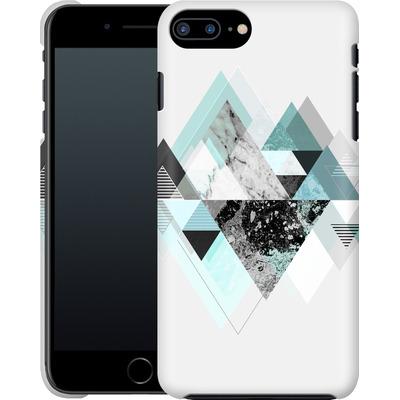 Apple iPhone 8 Plus Smartphone Huelle - Graphic 110 - Turquoise von Mareike Bohmer