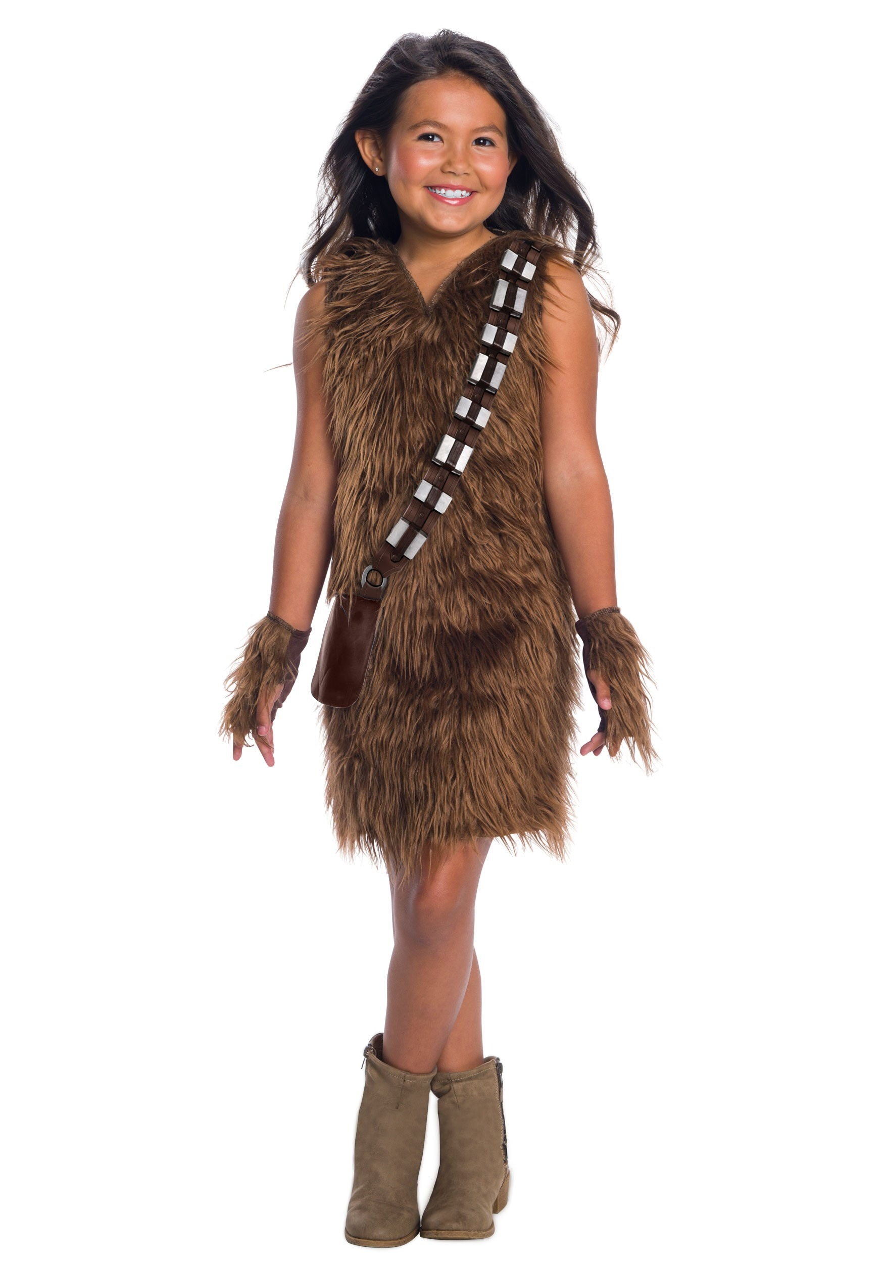 Star Wars Deluxe Chewbacca Dress for Girls