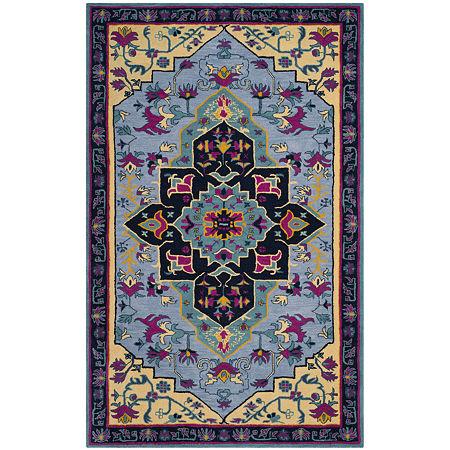 Safavieh Deena Wool Rug, One Size , Blue