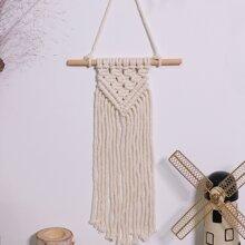 1 Stueck gewebter Wandbehang