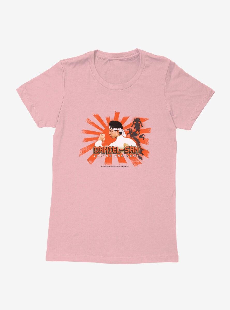 The Karate Kid Daniel-San Womens T-Shirt