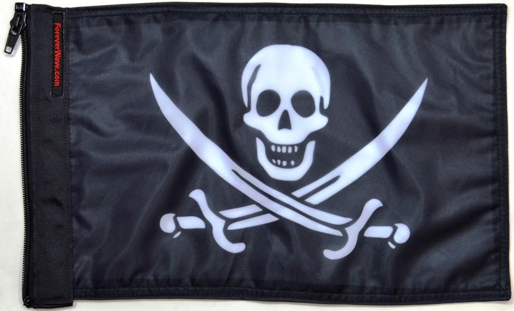 Forever Wave 5117 Jack Rackham Flag