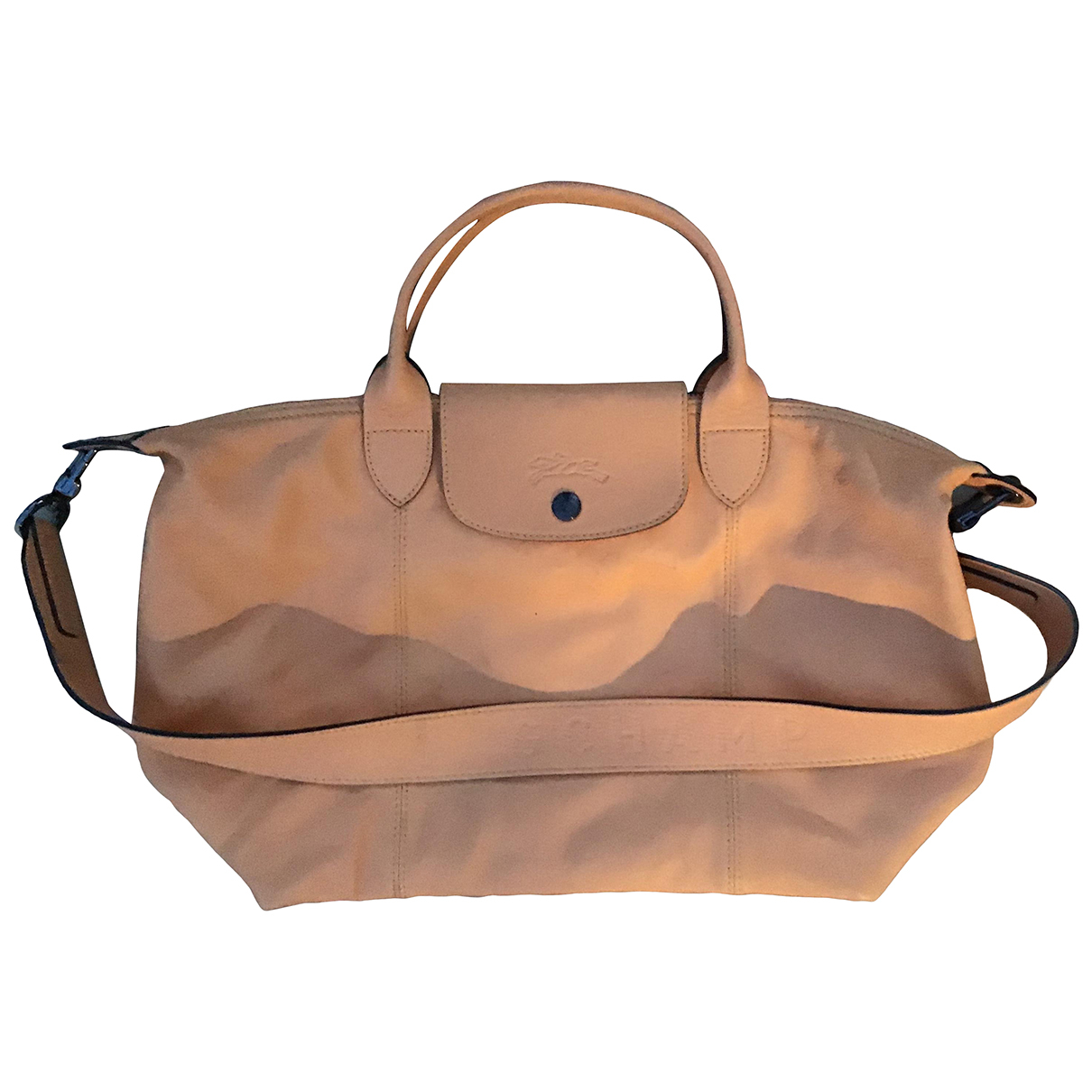 Longchamp - Sac a main Pliage  pour femme en cuir