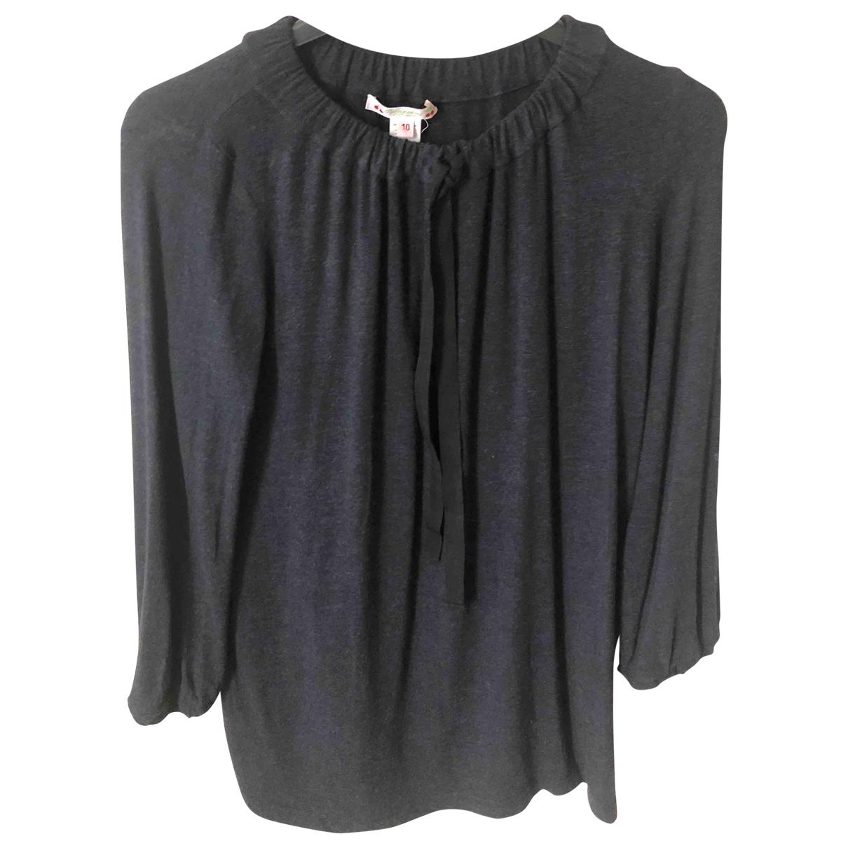 Bonpoint - Robe    pour enfant - gris