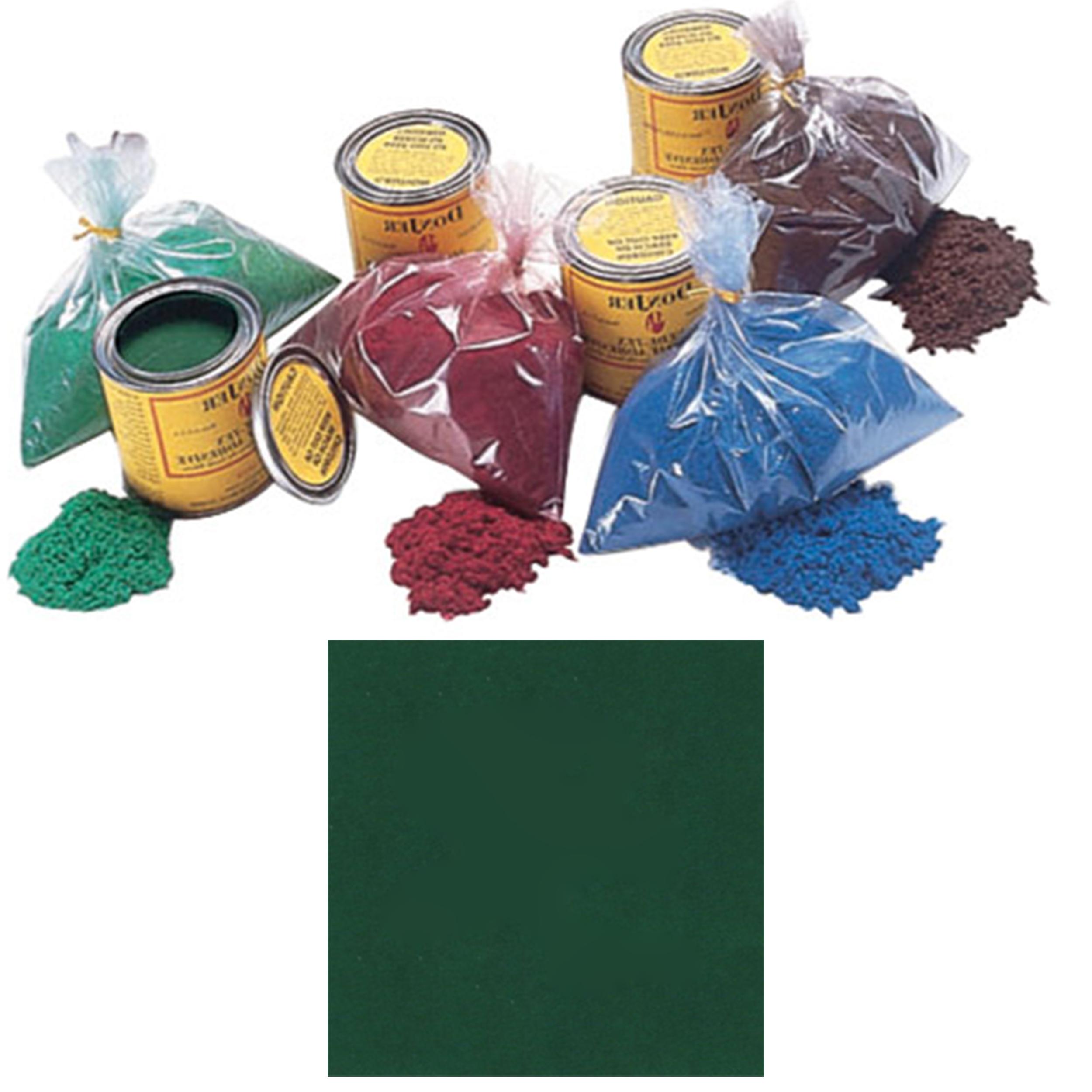 Kelly Green Flocking  Adhesive 8 oz